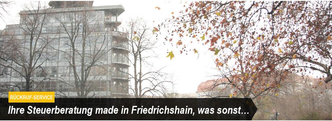 M&B Steuerconsult, der ersten und modernen Steuerberatungskanzlei in Berlin-Friedrichshain.